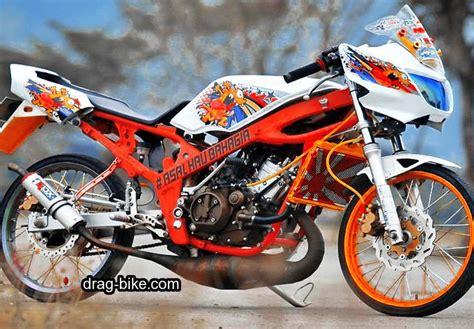 Modifikasi Rr Kips by 40 Foto Gambar Modifikasi Motor R Racing