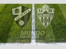 Huesca vs Almería LaLiga2 partido y resultado en directo