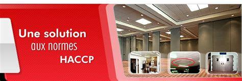norme haccp cuisine aménagement de murs plafonds pour le secteur alimentaire
