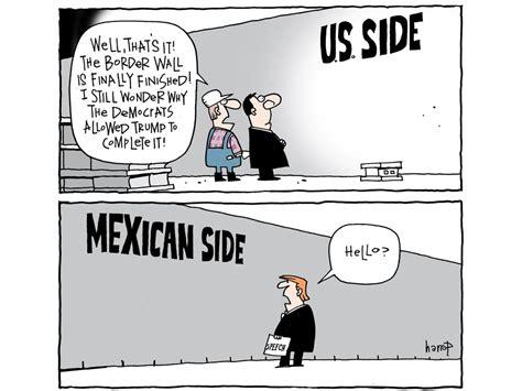 Graham Harrop's Editorial Cartoons