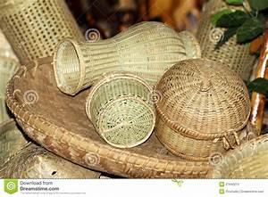 Bamboo Home Items Stock Photos - Image: 21642213