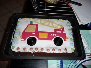 Geburtstag Kinder Eine Feuerwehr zum 4 Geburtstag