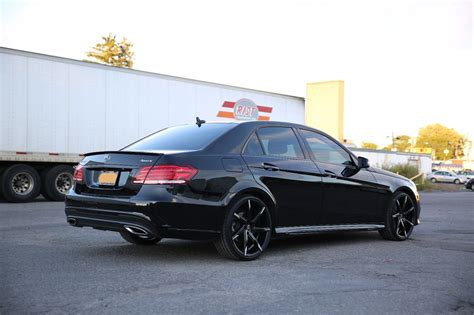 The body styles of the range are: 2014 Mercedes-Benz W212 Facelift E350 Black on Black | BENZTUNING