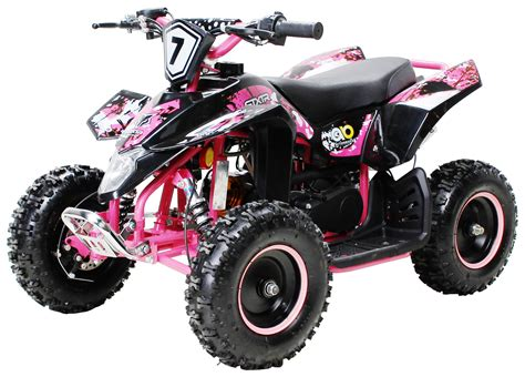 benzin für kinder kinder miniquad fox xtr premium 49 cc e start tuning engine benzin kinder quads