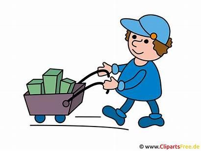Clipart Buyer Einkaufswagen Boy Carrello Panier Achat