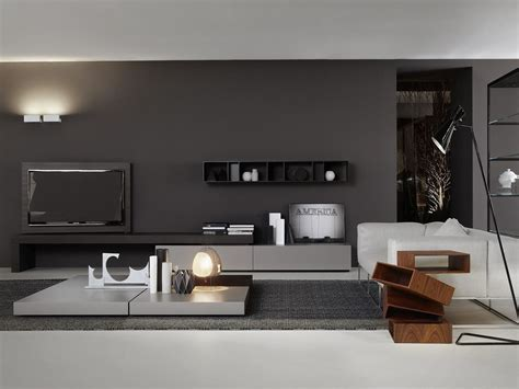 Moderne Tv Lowboards by Tv Lowboard Modern Flag By Porro Design Piero Lissoni