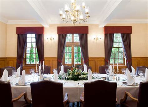 nunsmere hall hotel northwich cheshire modern british