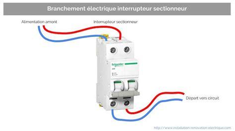 branchement electrique interrupteur le branchement electrique interrupteur le 28 images branchement d un interrupteur avec voyant