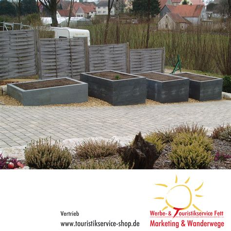 Recycling Kunststoff Hochbeet by Hochbeet Aus Recycling Kunststoff 80