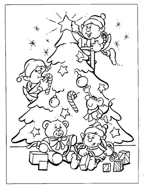 jarvis varnado  christmas tree coloring pages  kids