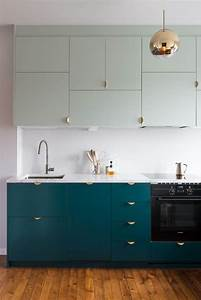 Küche Renovieren Fronten : inspiring kitchens you won t believe are ikea k che pinterest ~ Pilothousefishingboats.com Haus und Dekorationen
