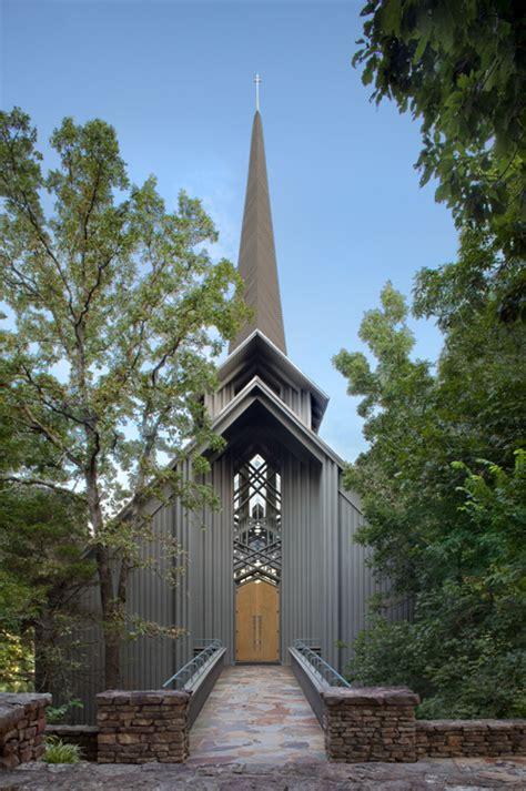 thorncrown worship center  scad portfolios