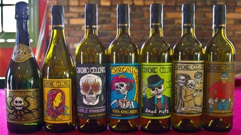 Chronic Cellars, Paso Robles Reviews & Tasting Notes