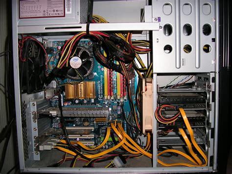 tour pour ordinateur de bureau photo no name pc ordinateur tour pc pc configuré pour