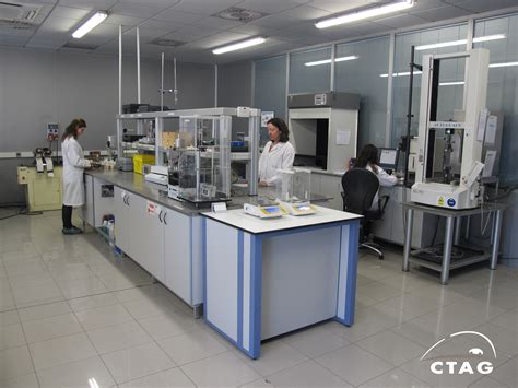laboratorio test material testing on components or parts by ctag s laboratory
