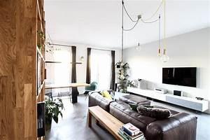 Regal Hinter Couch : offener wohnbereich bilder ideen couch ~ Yasmunasinghe.com Haus und Dekorationen