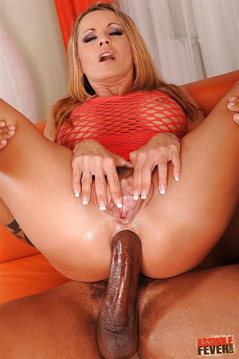 Hot Milf Helena Sweet Got Her Butt Stretched In Interracial Anal Action