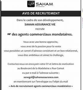 Mandataire Assurance : premi re plateforme d 39 offres d 39 emploi en afrique de l 39 ouest ~ Gottalentnigeria.com Avis de Voitures