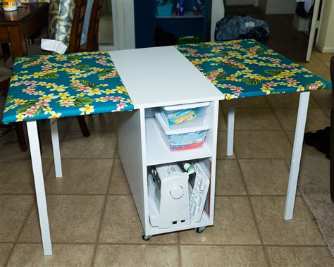 ana white sewing caddie diy projects