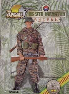 Vietnam 9th Infantry Sniper
