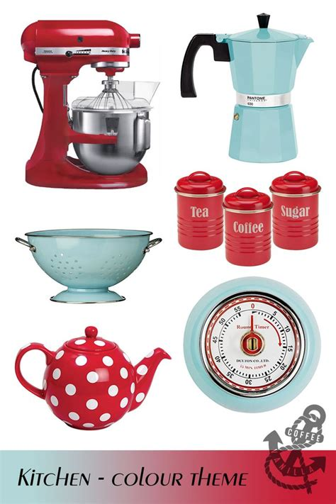 retro vintage kitchen accessories best 25 kitchen decor ideas on small 4835