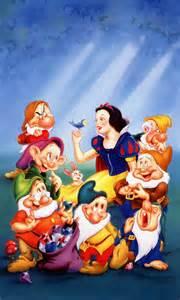 Disney Snow White and Seven Dwarfs
