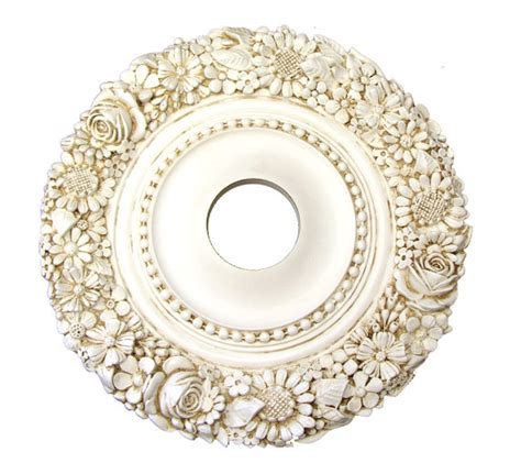 21 diameter ceiling medallion for chandelier or fan