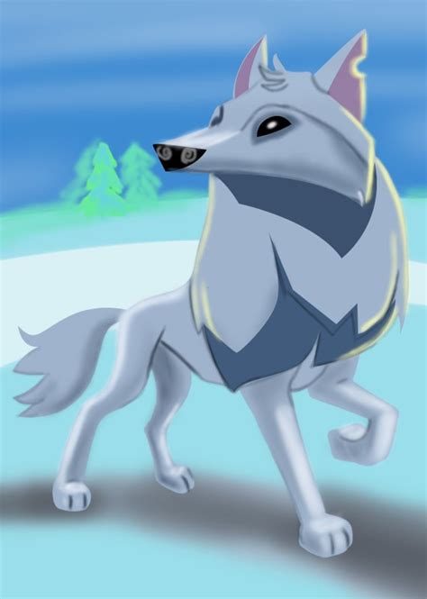 learn   draw arctic wolf  animal jam animal jam