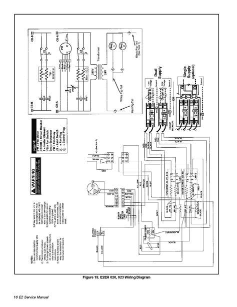 Gallery Intertherm Heat Pump Wiring Diagram Download