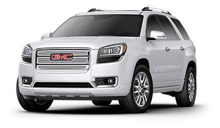 gmc trucks suvs  sale enterprise car sales
