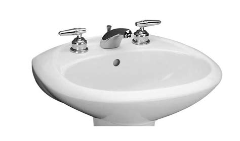 mansfield pedestal sink 292 mansfield plumbing 860 54 torino pedestal lavatory bowl wh