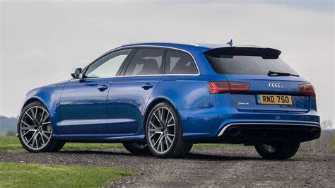 Audi Rs6 Avant Performance (2017) Review