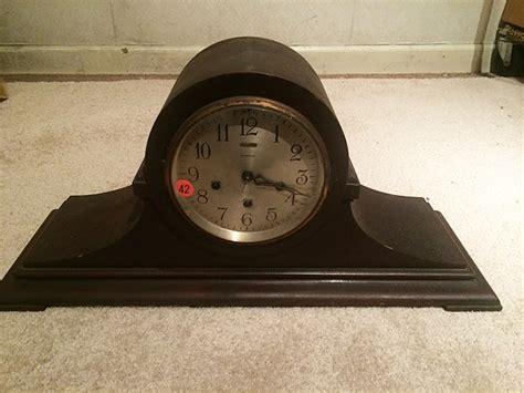 Ansonia Sonia No.1 Tambour Chiming Clock Price Guide