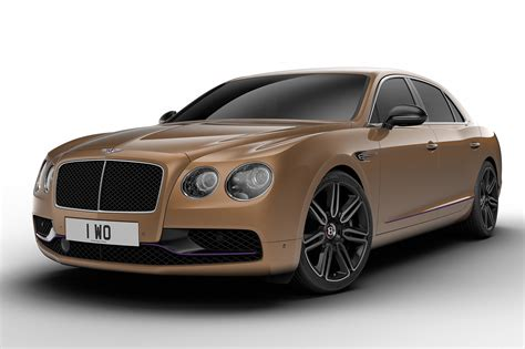 Bentley Picture by 2017 Bentley Flying Spur Design Series By Mulliner