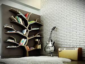 PDF DIY Bookcase Tree Design Download bird house plans