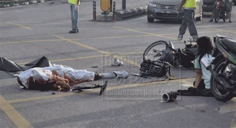 Graphic Motorcycle Accident Victims