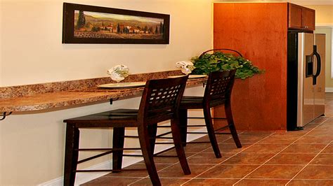 kitchen bar table against wall leaning desk and bookcase kitchen breakfast bar against