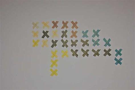 cross stitch patterns  empty walls quick colorful wall
