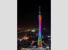 New Guangzhou New Landmark – Canton Tower Guangzhou