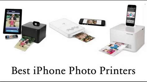 best iphone photo printer best photo printers to print photos from iphone Best