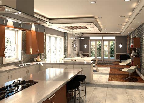 Kitchen Office Combo by Kitchen Den Combo Autodesk Gallery