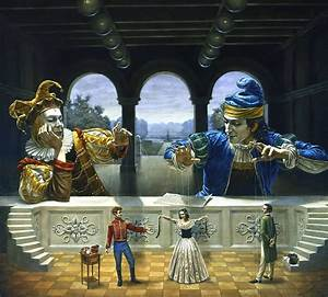 Reality of Absurdity – Michael Cheval: Surrealistic Oil ...