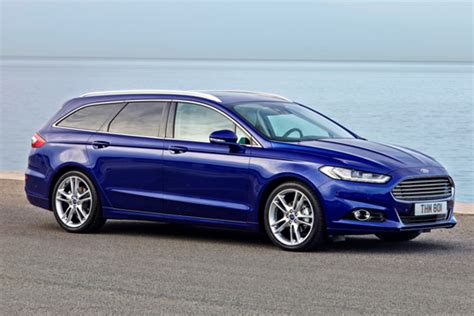 Official Ford Mondeo 2014 Safety Rating Results