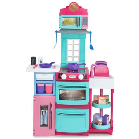 tikes kitchen accessories tikes cook n play kitchen pink buy 7134