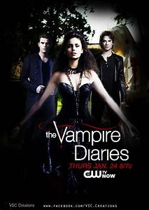 The Vampire Diaries Season 4 POSTER Fan Made by ...