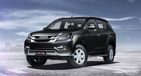 2018 Isuzu Mux Engines, Price, Changes, Arrival 2018