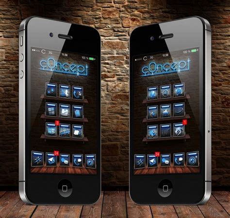 iphone themes for android ios 7 jailbreak themes new ios 7 cydia winterboard
