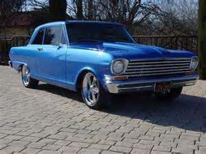 63 Chevy II Nova
