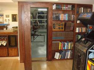 Hidden Rooms: 4 Reasons to Include a Secret Room in Your