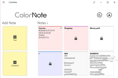 color note app 2 ways to send colornote notepad notes to pc whatvwant